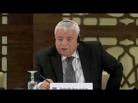 """From Ben Ali to democracy and rule of law"" - first panel - English version"