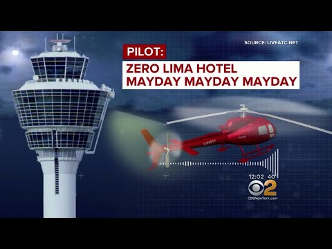 What Caused Chopper To Crash In East River?