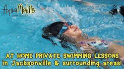 Jacksonville, Florida at Home Swim Lessons