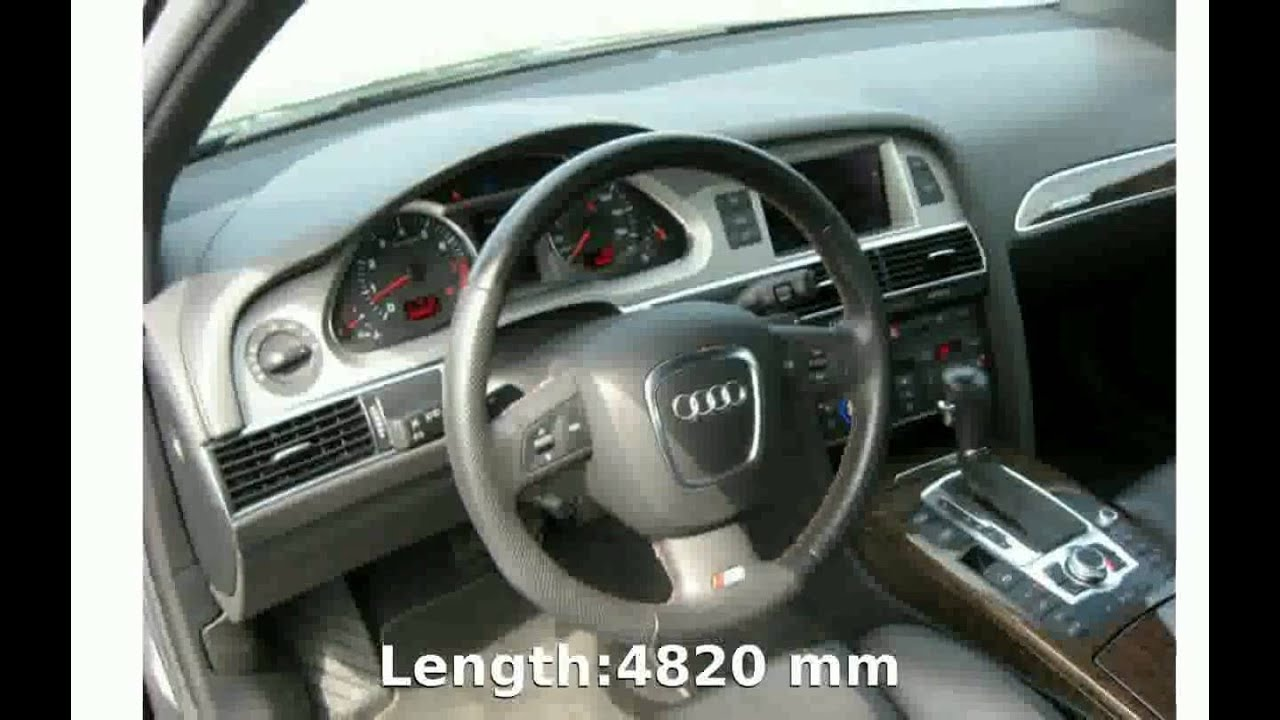2007 audi a6 allroad 4 2 quattro specs engine transmission. Black Bedroom Furniture Sets. Home Design Ideas