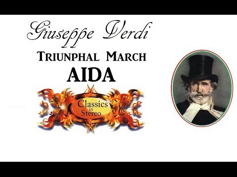 Triumphal March - Aida (Verdi)