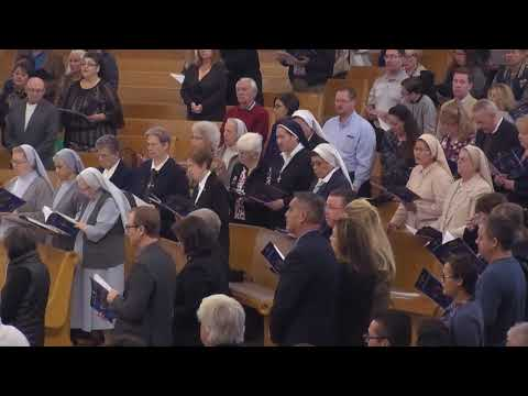 Diocese of Fresno 50th Anniversary Mass-Closing Liturgy