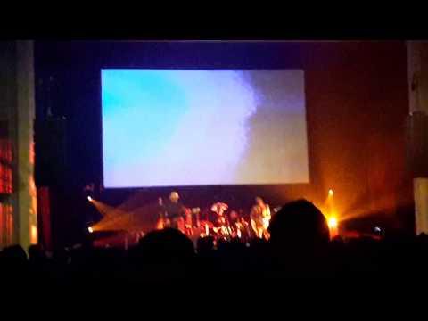 The Fire Engines @ Leith Theatre, Edinburgh 11/08/17