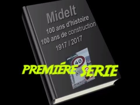 MIDELT / histoire de 100 ans (1917-2017)  PARTIE 1 par DR.BOUZIANE