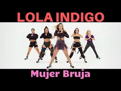 Lola Indigo - Mujer Bruja  ♫ Karaoke - Letra - Instrumental