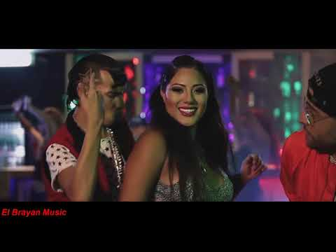 El Brayan ft. Mark B - La Última Gota (REMIX ECUADOR)