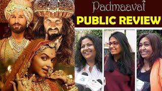 Padmaavat Public Review - Housefull - Deepika, Ranveer, Shahid