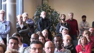 Islamausstellung in Erfurt  - Protest der AfD