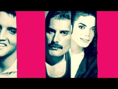 Elvis Vs Freddie Mercury Vs Michael Jackson Acapella Vocals