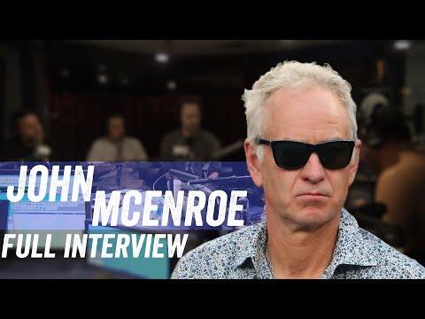 John McEnroe - He Could Beat Serena Williams, Bert Kreischer is Fat, etc - Jim Norton & Sam Roberts