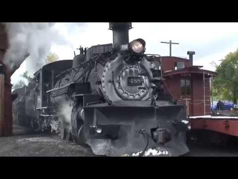 Chama, New Mexico's Rio Grande Railroad