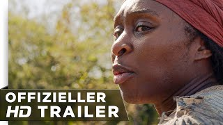 Harriet - Der Weg in die Freiheit Trailer deutsch/german HD