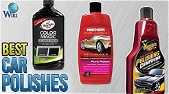 10 Best Car Polishes 2018
