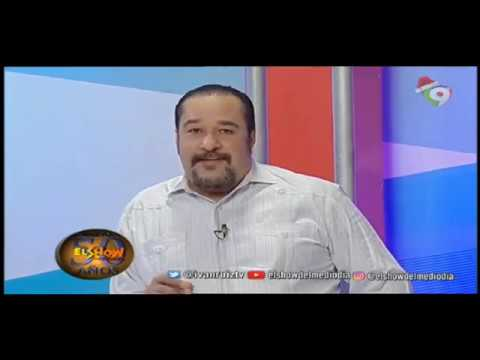El Show del medio Día, Sergio Hernandez y Rafelin Hernandez en VIVO!!! 23/11/2017