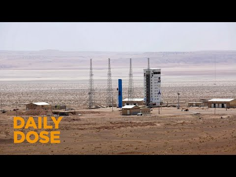 New Photos Suggest Iran Lying About Space Program