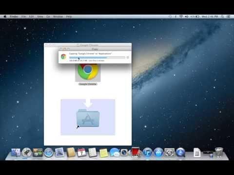 How To Install Google Chrome On Mac OS X