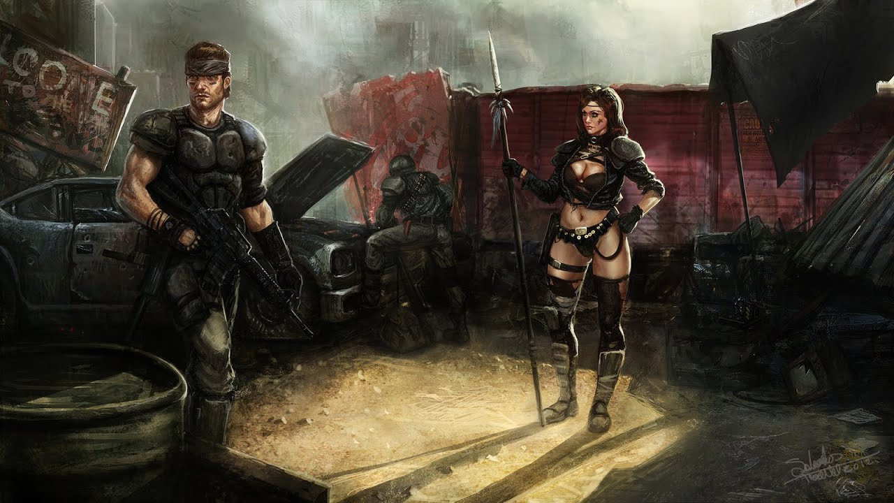 Wasteland 2 first 60 minutes gameplay - YouTube