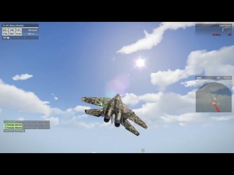 ARMA 3 - Jets DLC Non-Sense
