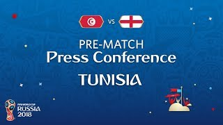 fifa world cup 2018 tunisia - england tunisia pre-match pc