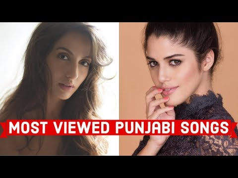 Top 50 Most Viewed Punjabi Songs On YouTube Of All Time
