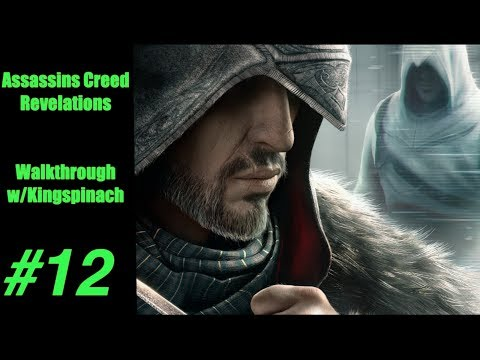 [12] The Maiden's Tower (Assassin's Creed Revelations Walkthrough)