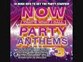 watch he video of Now That's What I Call Party Anthems 3