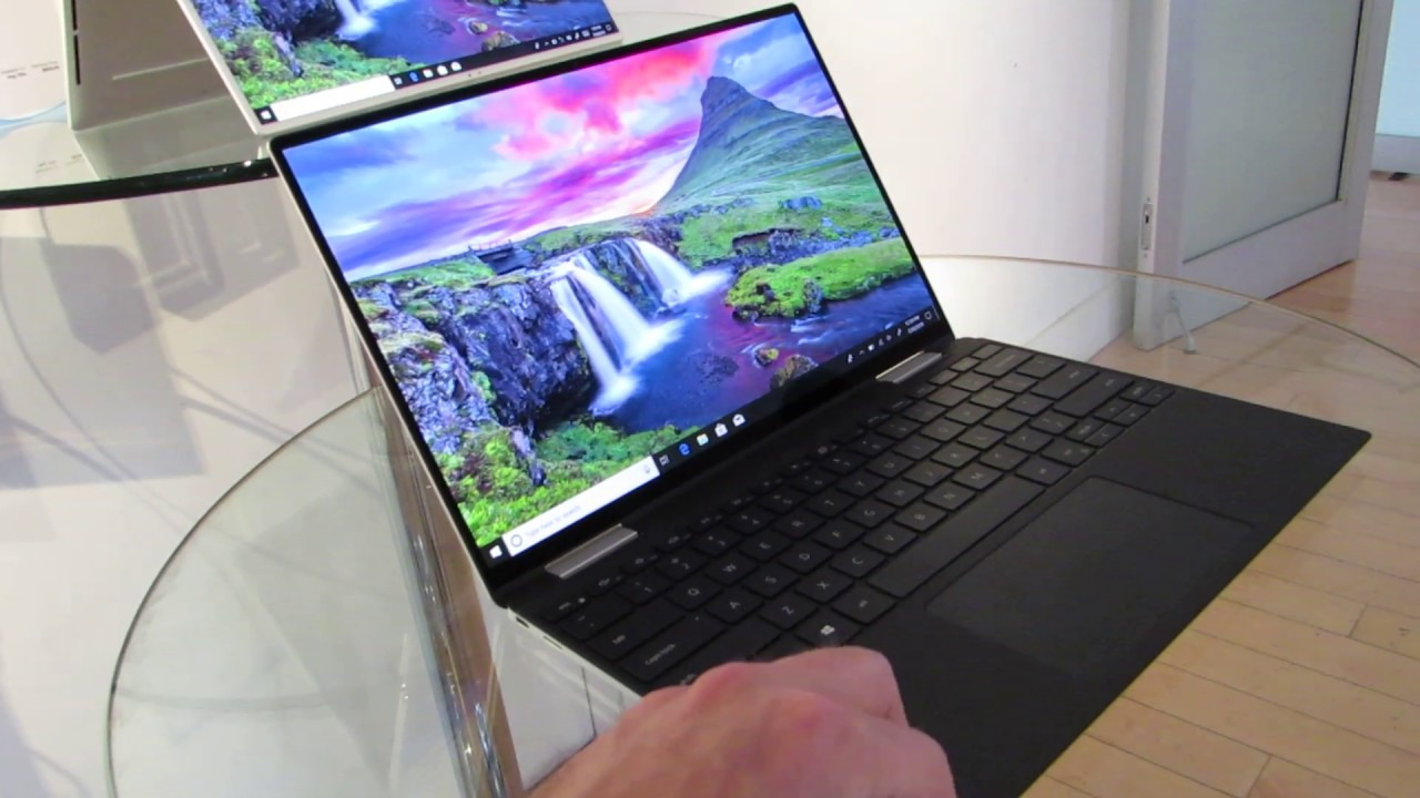 Dell XPS 13 w/Intel Comet Lake and XPS 13 2-in-1 w/Intel Ice Lake