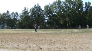 Бейсбол. Ильичевск 2011.3