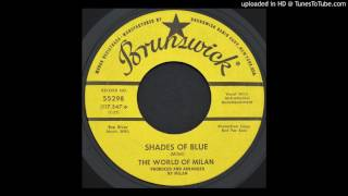 The World of Milan - Shades of Blue - 1966 Garage Rock