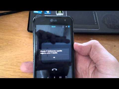 LG Optimus 2x P990 Android 4.2