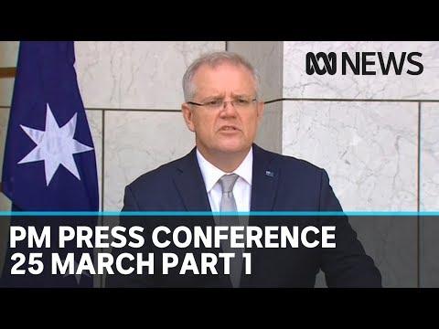 Government Announces COVID-19 Coordination Commission, Part 1 | ABC News