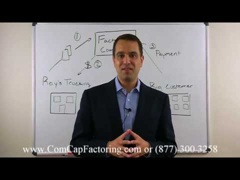 What is freight bill factoring? For Truckers / Carriers
