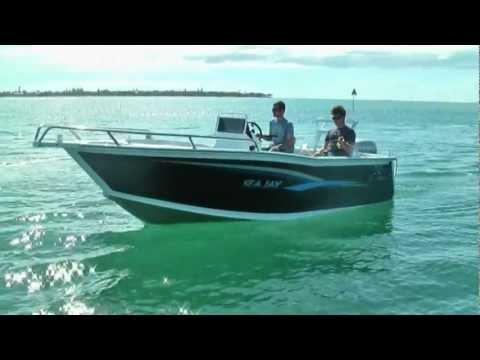 Sea Jay Aluminium Boats - Plate Xtreme - 5.1 Striker