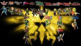 ¿Cuántos Link diferentes hay en la saga Zelda?