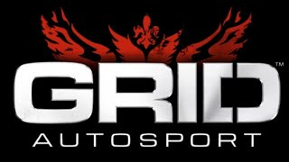 GRID Autosport private beta  android gameplay , Dodge Challenger , SPA Francorchamps reverse