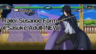 [Trailer] Sasuke Adult's Susanoo Form - Bleach VS Naruto MUGEN