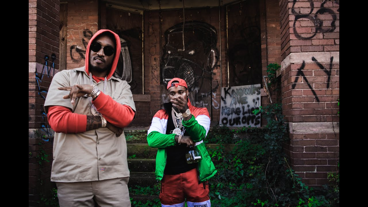 "Doe Boy ft. Future - ""Most Wanted"" (Official Music Video)"
