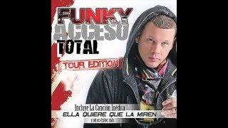 Levanto Mis Manos Con Reggaeton - Funky