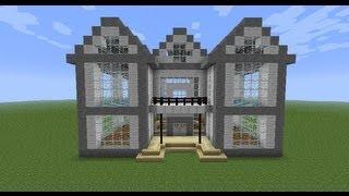 Как построить красивый дом в Minecraft [часть 1]
