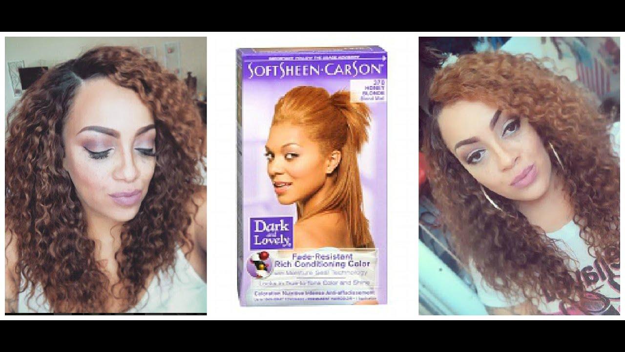 Tutorial Perfect Hair Coloring W Box Dye Premierlacewigs Youtube