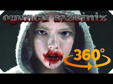 360 Korku Oyunu - Oyuncu Sizsiniz - Kate'ın Akıl Hastanesi