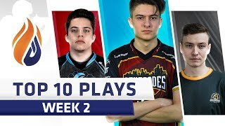 Top 10 ECS Plays of the Week - Volume 2 - Feat. Nifty, twist, nahtE!