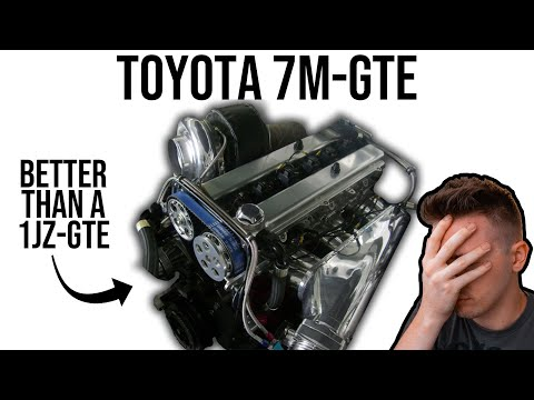 Toyota 7M-GTE: Everything You Need to Know