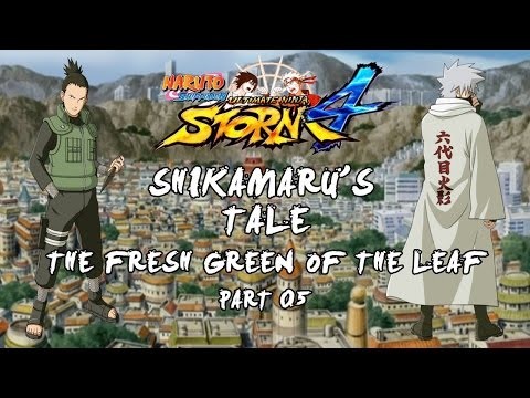 Naruto Storm 4 - The Fresh Green of the Leaf - Part 5 - The Power of Friendship