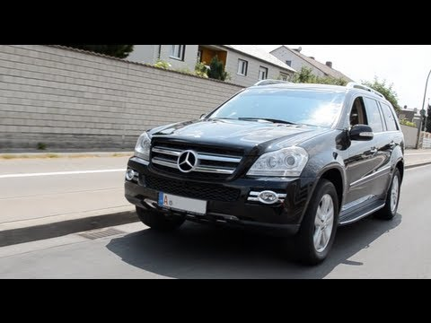 "Серия ""Осмотр Mercedes-Benz GL 420"""