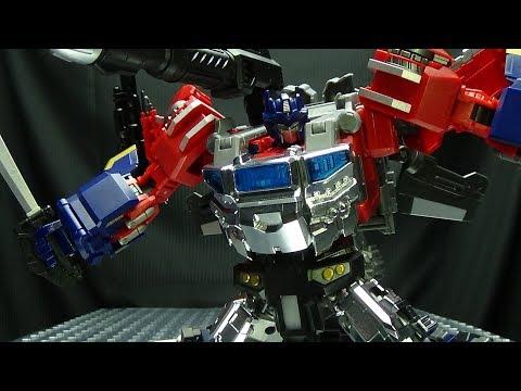 Maketoys THUNDER MANUS (Powermaster Optimus Prime): EmGo's Transformers Reviews N' Stuff