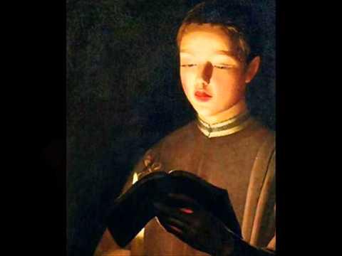 Peter Jelosits, Boy Soprano. Bach, Öffne meinen schlechten Liedern