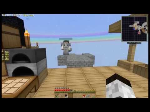 Sky Factory EP 12 Episode 11 continues to other Realms