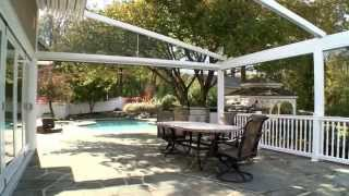 "Pergola Awning ""gennius"" - How Does It Work?"