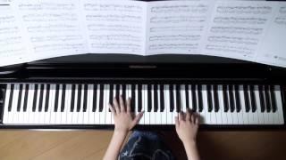 蝶々結び ピアノ  Aimer 「スッキリ!!」8月テーマソング